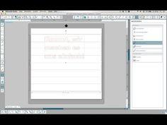 Silhouette Studio - Entgitterlinien erstellen - Plottertante