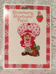 http://www.ebay.com/itm/Strawberry-Shortcake-With-Pupcake-Iron-On-Patch-Very-Cute-/381739687356?hash=item58e1755dbc:g:3Y4AAOSw0UdXtKSN