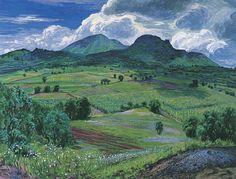Primavera sobre el valle de México, Dr. Atl