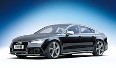Audi RS7 desarrollo H&R