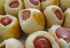 Miniatura do Enrolado de Salsichas