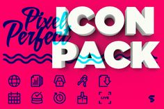 design ICONS for your app or website by thomassoto7