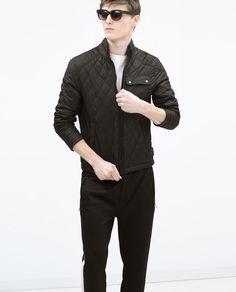 ZARA - MAN - Padded jacket