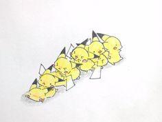 Pikachu (by アグリパッカー, Pixiv Id 2953980)