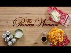 Video: Peach Dumplings   The Pioneer Woman