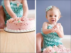 smash cake idea :)