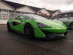McLaren 570S spotted in Höör Sweden #exoticcar #supercar #car #exotic #cars #hypercar #exoticcars #carporn #supercars