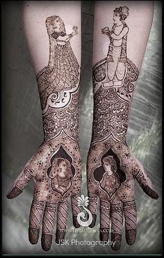 Hiral Henna | Bay Area Henna | Bridal Mehndi
