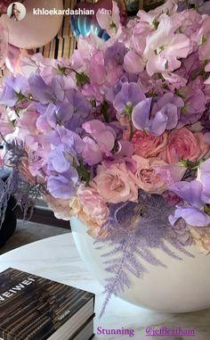 Wedding Dress With Veil, Wedding Dresses, Khloe Kardashian, Women's Accessories, Glass Vase, Floral Wreath, Wreaths, Beauty, Instagram