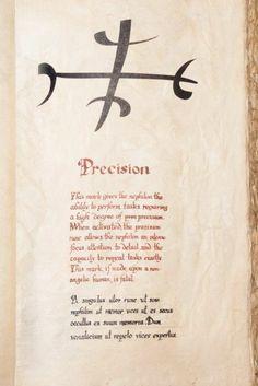 Precision rune