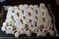 My first royal icing cookies