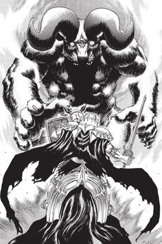 Skull Knight vs. Zodd - Berserk