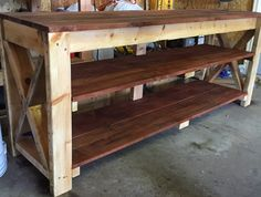 Wooden Furniture Plans – How to Find Them Wood Pallet Furniture, Western Furniture, Repurposed Furniture, Furniture Projects, Furniture Plans, Rustic Furniture, Home Furniture, Antique Furniture, Console Furniture