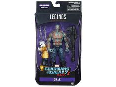 Guardians of the Galaxy Vol. 02 Marvel Legends Action Figure - Drax