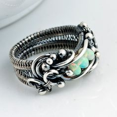 Beautiful ring by Sarah Thompson