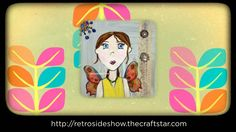 Retro Sideshow Video Business Card - The CraftStar