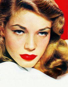""""""""""" Lauren Bacall, 1945 """" """""""