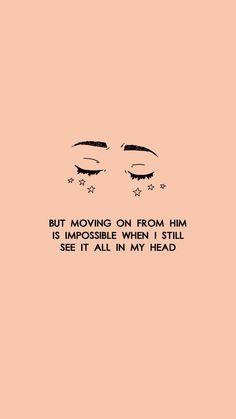 pero pasar de él es imposible cuando todavía lo veo todo en mi cabeza