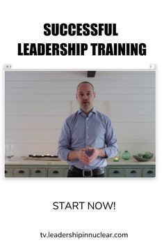 The training is base upon my personal experience as an executive leader and insights from several hundred books and seminars. Watch the videos several times to internalize the message. START YOUR NEW LIFE TODAY AND EXPERIENCE THE SUCCESS YOU DESERVE. tv.leadershipinnuclear.com . . . #leadershiptraining #growthmindset #LeadershipinNuclear #growth #mindset #motivation #success #personalgrowth #businessplan #selfimprovement #businessstartup #entrepreneurial #businessinsider #businessgoals Business Goals, Business Planning, Startup Branding, Train Your Mind, Leadership Tips, Motivation Success, Great Leaders, Career Advice, Growth Mindset