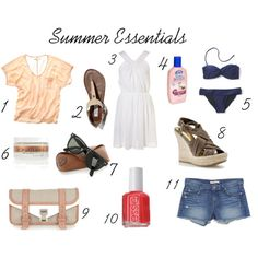 Summer Essentials clothes that will have you walking out with confidence