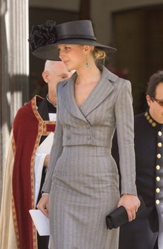 Lady Gabriella Windsor, daughter of HRH Prince Michael of Kent.