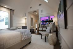 Pictures of the HGTV Smart Home 2015 Master Bedroom | HGTV Smart Home Sweepstakes | HGTV