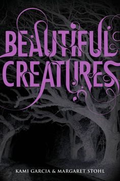 Beautiful Creatures...book 1 of 4 of the Beautiful Creatures series by Kami Garcia and Margaret Stohl. Great book! Great start to a series and definitely got me interested in the Caster world!