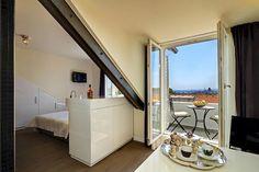 Deluxe Double Room, Balcony, Sea View
