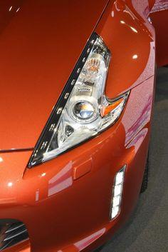 Слегка припудренный 2013 Nissan 370Z