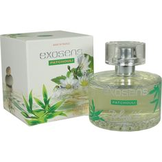 Exosens Patchouli Perfume from France
