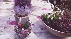 Pflanz Schale preiswert selbstgemacht - YouTube