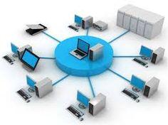Computer netwerk.
