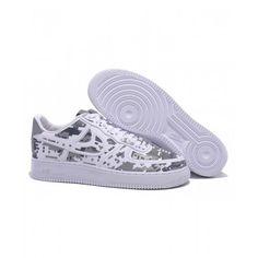 Billige Og virkelige Nike Air Force 1 Lav Herre All Gray Air Force 1, Nike Air Force, Cheap Nike Running Shoes, Nike Shoes, Shoes Uk, Uk Shop, Sneakers, Shopping, Style