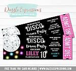 Disco+Dance+Ticket+Invitation+-+FREE+thank+you+card