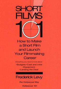"Where does a young filmmaker begin? With the right short-film concept and this book! The right short can be a filmmaker's ""business card"" in Hollywood. Here's the authoritative handbook by one of Holl"