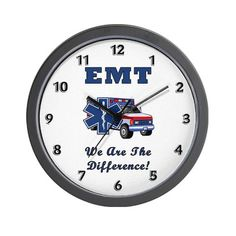 EMT We Are The Difference Time