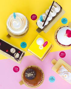 passiontreevelvetIntroducing our #new range of #CAKES! Come in-store and try our S'mores Bombe, Cherry Bounty, Tropics, Sunshine, Velvet Brownie and our classics such as Rose Lychee and Creme Brulee | #passiontreevelvet #edibleluxury