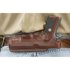 1911 4-Position Holster • Small of back