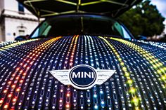 Get glowing with MINI Space's Lights Up! design competition.