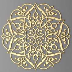 Rosette Round Molding set Model available on Turbo Squid, the world's leading provider of digital models for visualization, films, television, and games. Stencil Patterns, Tile Patterns, Pattern Art, Mandala Draw, Glass Design, Design Art, Lottus Tattoo, Motifs Islamiques, Motif Arabesque