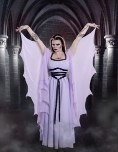Photography: Laura Dark Photography Model: Kat Livingston MUA and Hair: Joshua Lucas Hair: Goth Beauty, Dark Beauty, Frankenstein, Lily Munster Costume, Costume Makeup, Cosplay Costumes, Best Celebrity Halloween Costumes, Halloween Fashion, Hot Goth Girls