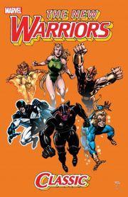 New Warriors Classic Vol. 1 (1-4) #Incomplet