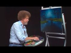 Bob Ross - Forest River (Season 27 Episode 12) - YouTube                                                                                                                                                                                 More