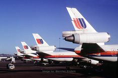 By far my favourite United livery New Aircraft, Passenger Aircraft, Military Aircraft, Mcdonald Douglas, Domestic Airlines, Douglas Aircraft, Airline Logo, Boeing 727, Commercial Aircraft