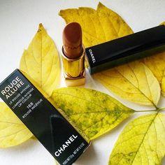 Chanel. Falls 2016🍁#nofilter #instaphoto #instabeauty #girl #makeup #image #lips #nudelip #fall #makeuplips #chanel #rougeallure #luminousintenselipcolour #rougeingénue #yellowleaves #мейкап #помададлягуб #нюд #шанель #ружаллюр #осеньшанель2016
