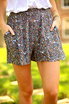 sunshine in my pocket shorts