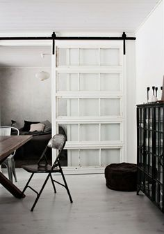 /   Indoor Sliding Doors