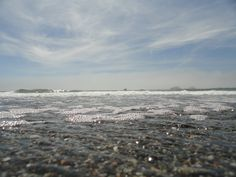 Sea level by Caleb Murphy, via 500px