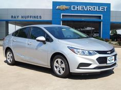 NEW 2017 CHEVROLET CRUZE SEDAN LS (AUTOMATIC)