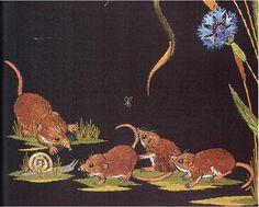 Pygmy Shrews by Helen M. Stevens